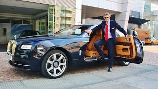 getlinkyoutube.com-Rolls-Royce Wraith - Test - Automoto.it