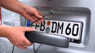getlinkyoutube.com-Alpine Reversing Camera - VW Transporter - Car Electronics Nottingham