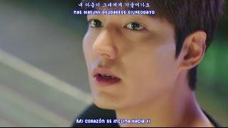 getlinkyoutube.com-Jung Yeop – Lean On You [Sub Esp | Rom | Han] The Legend Of The Blue Sea OST