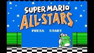 getlinkyoutube.com-Super Mario All Stars on Nintendo