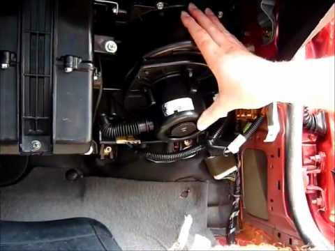 DiY- Cabin Air-filter, Fan/Blower change & Clean Primera P11