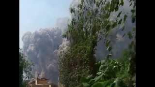 getlinkyoutube.com-dikejar-kejar awan panas sinabung (nyaris bung)