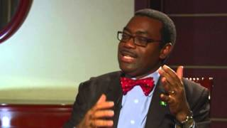 Dr. Akin Adesina On Vision for Africa & AfDB Presidential Bid