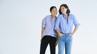 J.Crew Style Hacks: The Button-up Shirt