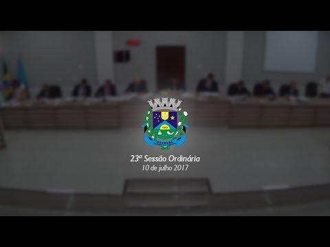 Vídeo da Sessão da Câmara Municipal de Goioerê desta segunda-feira, 10