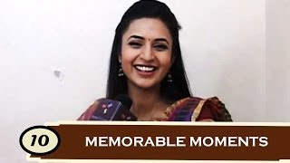 getlinkyoutube.com-Divyanka Tripathi Reveals her 10 Memorable Moments - Exclusive