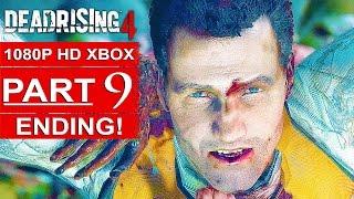 getlinkyoutube.com-DEAD RISING 4 ENDING Gameplay Walkthrough Part 9 [1080p HD Xbox One] - No Commentary (FULL GAME)