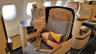 getlinkyoutube.com-Etihad Business Class - A330