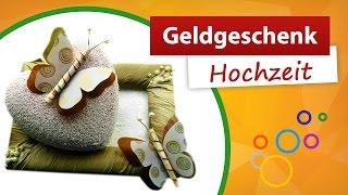 getlinkyoutube.com-💑 Geldgeschenke Hochzeit basteln | Do it yourself - trendmarkt24 Bastelideen