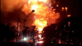 getlinkyoutube.com-Thrissur Pooram 2013 Fireworks Paramekkavu Team HD
