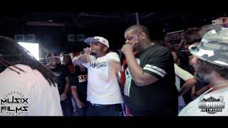 Udubb Presents Arsonal & Shotgun Suge vs T Top &  Brizz Rawsteen