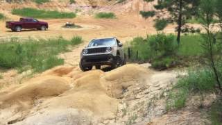 2016 Chevrolet Z71 and 2016 Renegade Off-Road