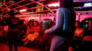 getlinkyoutube.com-Sexy Egyptian woman dancing with Hijab