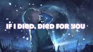 Nightcore - Cold As You (+Lyrics)