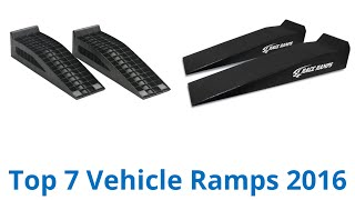 getlinkyoutube.com-7 Best Vehicle Ramps 2016