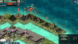 Battle Pirates - Base defence Crusaders with Arbalest