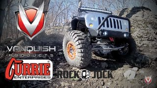 getlinkyoutube.com-Vanquish Products - Currie RockJock axle install for the Axial SCX10 Honcho and Wraith Rubicon JK