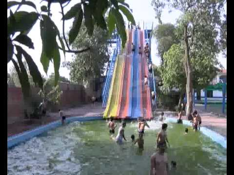 Youngster Rush At Water Park Due Hot Weather Pkg By Sajjad Bhutta City42NEW