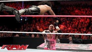 getlinkyoutube.com-Ryback vs. Seth Rollins: Raw, October 19, 2015