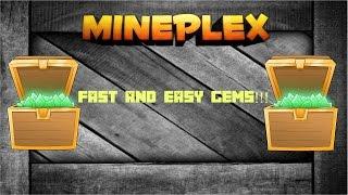 getlinkyoutube.com-How To Get 16000+ Gems On Mineplex [Fast+Easy]