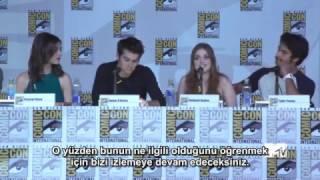 getlinkyoutube.com-Dylan O'Brien'ı Öpmek Nasıl Bir Şey? Comic Con'13 [TR Altyazılı]