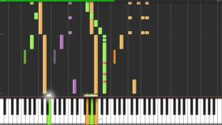 getlinkyoutube.com-Huey Lewis And The News (Back To The Future) - Back In Time Piano Cover (+ Midi)
