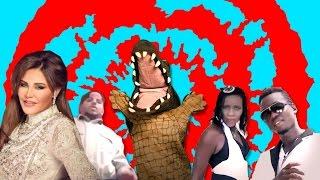 التمساح الحلقة ٨٢: النسيبكية الكوب حليبية | Temsa7ly