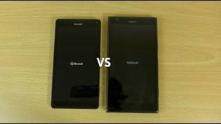 getlinkyoutube.com-Microsoft Lumia 950XL VS Lumia 1520 Windows 10 - Speed & Camera Test!