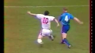 FC.BARCELONE  -  MANCHESTER.UNITED    - 1991 -