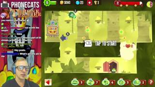 getlinkyoutube.com-King of Thieves - New 'Spawn Jump' Base