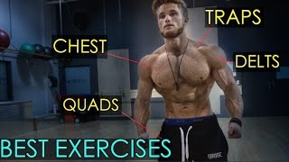 getlinkyoutube.com-THE BEST EXERCISES FOR GROWTH: Chest, Arms, Glutes & MORE ft. Jeff Nippard