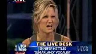 getlinkyoutube.com-Jennifer Nettles on Fox News
