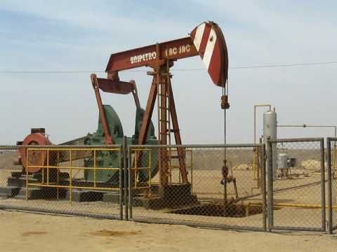 Balancín Petrolero en Talara - UNI FIPP