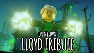 getlinkyoutube.com-LEGO Ninjago | Lloyd Tribute | On My Own