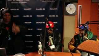 ScHoolboy Q & Ab-Soul - 5 Fingers Of Death Freestyle