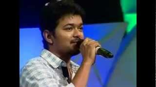 getlinkyoutube.com-2011 Best Actor Award - Vijay For VELAYUDHAM And Super Star Rajini Award Goes To Vijay !