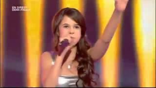 getlinkyoutube.com-Marina Dalmas - Firework (Katy Perry) - Semi Final Europe's Got Talent