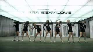 getlinkyoutube.com-[日本語字幕 & 歌詞 & カナルビ] T-ara(티아라) - Sexy Love (Dance Ver.)