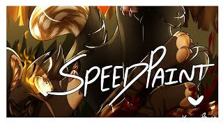 getlinkyoutube.com-. Remake 2016 . Tigerstar vs Scourge . Warriors Speedpaint .