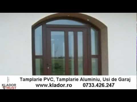Tamplarie PVC - Tamplarie Aluminiu