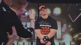 getlinkyoutube.com-WWE Network: John Cena makes a surprise return at Royal Rumble 2008