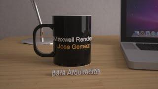 getlinkyoutube.com-Maxwell Render para Arquitectos - Instalacion plugin Archicad - 1