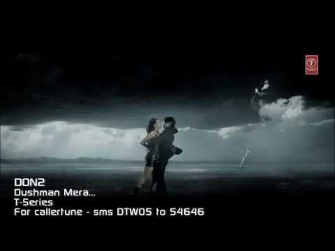 Dushman Mera Don 2 (Official video song HD)-Ft- ShahRukh Khan - Priyanka Chopra(2011)