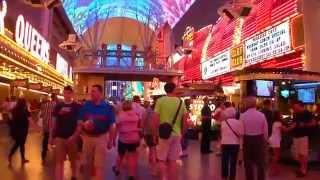 getlinkyoutube.com-Las Vegas Sin City (Spring 2014) @ Fremont Street Experience