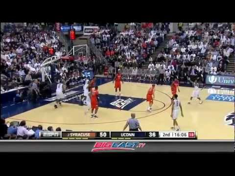 Andre Drummond Freshman Highlights 2011-2012