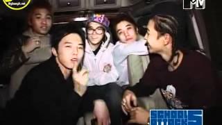 getlinkyoutube.com-[BBFC][Vietsub]Big Bang - MTV School Attack part 1/2 (071003)