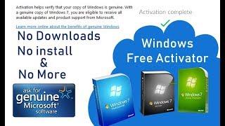 getlinkyoutube.com-Windows7 ultimate 32 bit and 64 bit genuine product key problem fix with slui and cmd