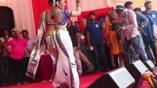 getlinkyoutube.com-Lavani at Sankalp Pratishthan  Dahi Handi , Thane 2016.