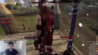 getlinkyoutube.com-Elder Scrolls Online PvP - Outnumbered Duo Nightblade w/Sypher and Aetcha!