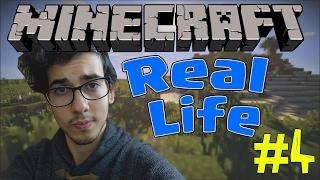 getlinkyoutube.com-LA PRIMA MORTE?! - Minecraft Real Life #4